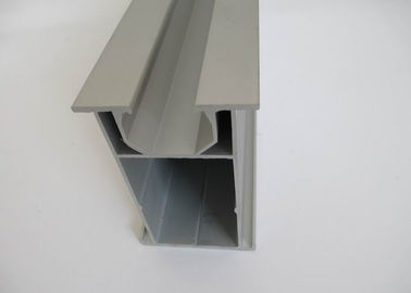 चीन Silver T6 Solar Frames Aluminum Extrusions Profile ISO9001 Certification आपूर्तिकर्ता